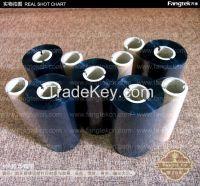 2015 popular Guangzhou wax resin black thermal transfer ribbon for barcode printers