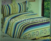 cotton flannel  bedding set