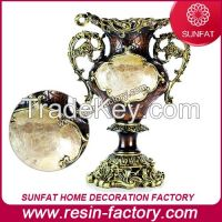 Polyresin/Resin home Decoration antiquevase