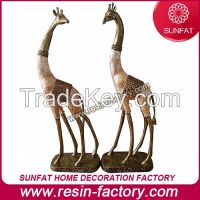 Customized Figurine with Resin as Decoration