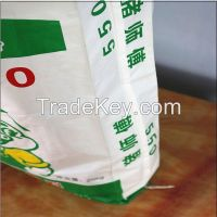 Good quality recycled and environment-friendly polypropylene woven rice bag polypropylene woven bags for rice/flour/food/wheat