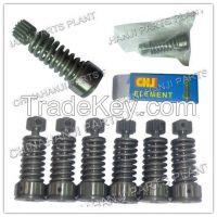 Diesel Plunger & Barrel Element 1P6400