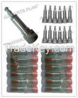 Diesel Plunger & Barrel Element 131152-0020