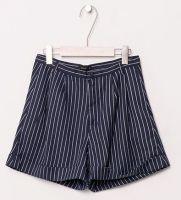 Women Stylish Striped Shorts Pants Expert