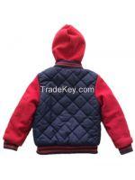 Customized Winter Active Boy Outwear Varsity Jackets