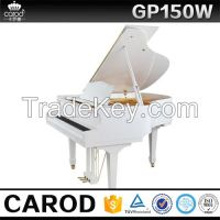 Carod new product white baby  grand piano prices for sale