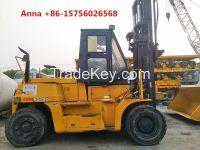 used tcm 15 ton forklift, FD150 forklift truck