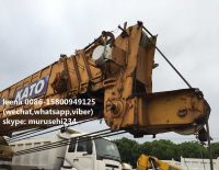 used japan kato KR45H-5 rough terrian crane
