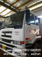 used nissan UD concrete mxier truck for sale