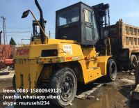 used japan made 15ton tcm forklift