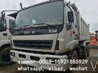 used isuzu dump truck price, used 10PE1 isuzu