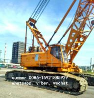 used 150tons sumitomo crawler crane, used crawler crane price in china