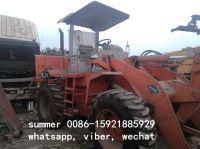 used japanese hitachi loader for sale, used hitachi LX70 wheel front loader