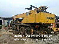 used 45t kato truck crane for sale in china