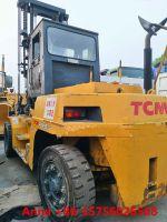 used tcm 15 ton forklift, fd150 diesel forklift