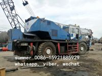 used 45ton rough terrain crane in china