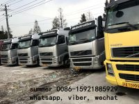 used volvo FH12 double axle 6x4 tractor head truck price in china