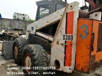 used bobcat S300 small skid steer loader for sale