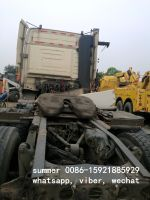 used mercedez benz tractor head in cheap price