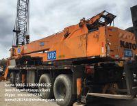used 45tons kato mobile crane