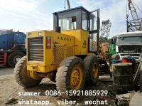 used komatsu GD365 motor grader made in japan, used grader for sale