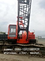 used 50tons crawler crane made in japan