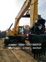 used komatsu pc220-6 crawler excavator for sale in china