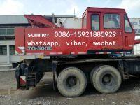 used 50tons tadano crane in hot sale