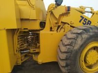 cheap used TCM 75B wheel loader for sale in good condition