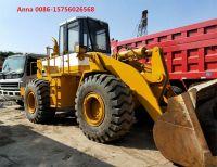 used tcm 860 wheel loader for sale