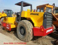 Original used dynapac road roller CA30D, sweden compactor machine