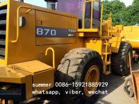 used tcm 870 loader for sale, used loader made in japan