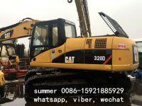 used cat 320D excavator price, used 20t excavator