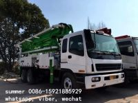 used schwing pump truck price in china