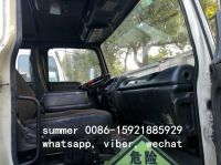 used isuzu GVR 6x4 tractor head truck