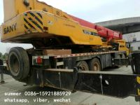 used 75tons sany crane in cheap price in china