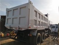Used isuzu 10 wheel tipper truck, used japan dump truck isuzu for sale