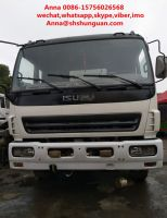 cheap price used Japanese isuzu dump truck for sale