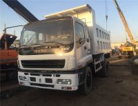 Used isuzu tipper truck, 25ton 30ton dumper dump truck