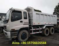 used isuzu forward dump truck, Japan original Isuzu dump truck