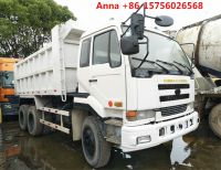 Low Price Used Nissan UD Dump Truck hot sale in shanghai