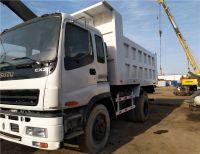 Used 25ton dump truck, isuzu truck dumper truck
