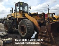 cheap japanese wa380-3 loader