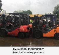 used 3ton 5ton toyota forklifts