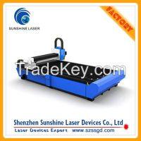 High Precise 500w CNC Fiber Laser Cutting Maschine Price