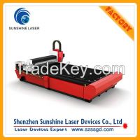 Low Cost 500w Fiber Laser Cutting Machine with CE Certificates
