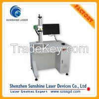 Best 20w Gun Fiber Laser Marking Machine for Serial Number