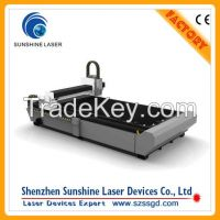 High Performance 500w CNC Metal Laser Cutting Machine for Small Business at home