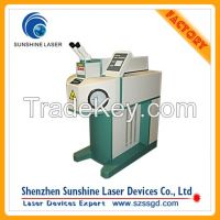 High Precise 60w Laser Welding Machine for Mold Repair