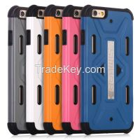 BENWIS Hybrid Armor PC+TPU Mobile Phone Protection Case for iPhone 6 and iPhone 6 Plus